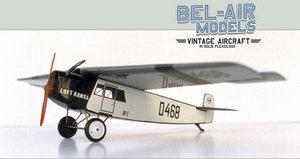 maquette d'avion Fokker Grulich F III Bob Dros - Bel Air Models Quirao idées cadeaux