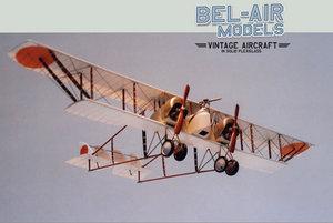 maquette d'avion Caudron GIV Bob Dros - Bel Air Models Quirao idées cadeaux
