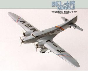 maquette d'avion Couzinet 70 Arc en Ciel Bob Dros - Bel Air Models Quirao idées cadeaux