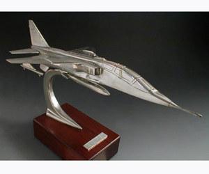 maquette d'avion Jaguar E (avec charges) Serge Leibovitz Quirao idées cadeaux