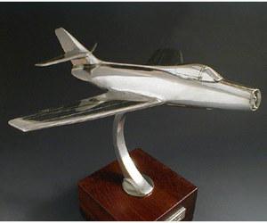 maquette d'avion Mystère IV (MD 454) Serge Leibovitz Quirao idées cadeaux