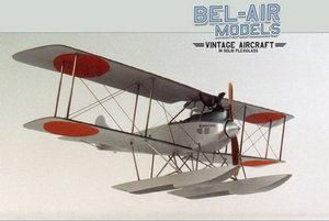 maquette d'avion Rumpler 6B II Bob Dros - Bel Air Models Quirao idées cadeaux
