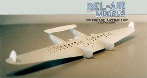 maquette d'avion Junkers G-1000 Bob Dros - Bel Air Models Quirao idées cadeaux