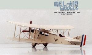 maquette d'avion BAT FK26 Commercial Bob Dros - Bel Air Models Quirao idées cadeaux