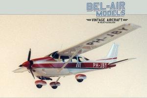 maquette d'avion Cessna U206F Bob Dros - Bel Air Models Quirao idées cadeaux