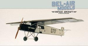 maquette d'avion Fokker Grulich F II Bob Dros - Bel Air Models Quirao idées cadeaux