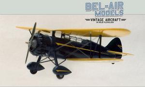 maquette d'avion Waco S3HD Bob Dros - Bel Air Models Quirao idées cadeaux