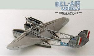 maquette d'avion Savoia Marchetti S 55X Bob Dros - Bel Air Models Quirao idées cadeaux