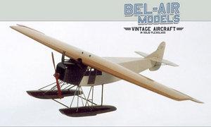 maquette d'avion Fokker F IIIW Bob Dros - Bel Air Models Quirao idées cadeaux