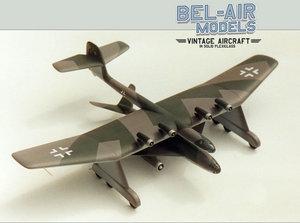 maquette d'avion Daimler Benz Project A Bob Dros - Bel Air Models Quirao idées cadeaux
