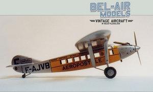maquette d'avion Latécoere 28 (roues) Bob Dros - Bel Air Models Quirao idées cadeaux