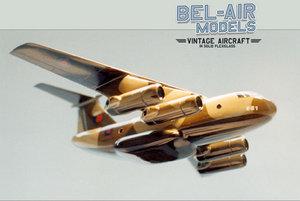 maquette d'avion Hawker Siddeley HS-681 Bob Dros - Bel Air Models Quirao idées cadeaux