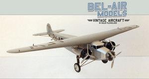 maquette d'avion Fokker F XIV 3m Bob Dros - Bel Air Models Quirao idées cadeaux
