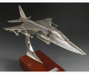 maquette d'avion Jaguar A (avec charges) Serge Leibovitz Quirao idées cadeaux