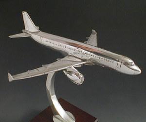 maquette d'avion Airbus A320 Serge Leibovitz Quirao idées cadeaux