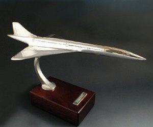 maquette d'avion Concorde Serge Leibovitz Quirao idées cadeaux