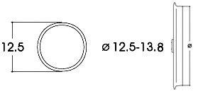 accessoire de train Bandages d'adhérence 12.5-13.8mm (Roco 40066) Roco Quirao idées cadeaux