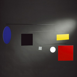 promotion sur Circle Square (Guggenheim) 45 x 105 cm