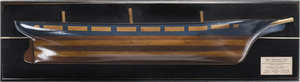 demi-coque Clipper   Lightning   1854 Authentic Models -AM- Quirao idées cadeaux
