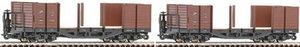 train miniature Coffret 2 wagons ranchers Hoe ÖBB (Roco 34592) Roco Quirao idées cadeaux