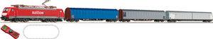 train miniature Coffret départ loco élec 189+train DB (Roco 41269) Roco Quirao idées cadeaux