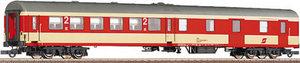 train miniature Voiture 2 CL / fourgon ÖBB (Roco 45531) Roco Quirao idées cadeaux