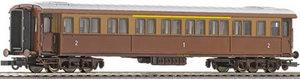 train miniature Voiture voyageurs 1/2 CL FS (Roco 45552) Roco Quirao idées cadeaux
