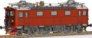 train miniature Loco élec Da SJ Sound (Roco 62533) Roco Quirao idées cadeaux