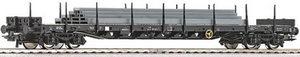 train miniature Wagon plat à bogies CFL (Roco 47766) Roco Quirao idées cadeaux