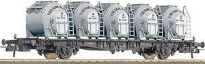train miniature Wagon porte conteneur PA DB (Roco 46538) Roco Quirao idées cadeaux