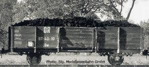 train miniature Wagon tombereau HOe DR (Roco 34551) Roco Quirao idées cadeaux