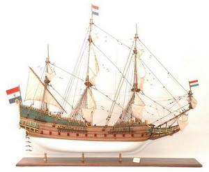 maquette de bateau, voilier, runabout Batavia - 126 cm Premier Ship Models Quirao idées cadeaux