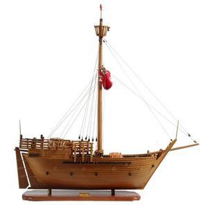 maquette de bateau, voilier, runabout Bremen Cog - 76 cm Premier Ship Models Quirao idées cadeaux