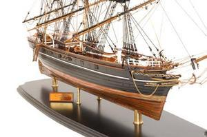 maquette de bateau, voilier, runabout Cutty Sark (platinum) - 84 cm Premier Ship Models Quirao idées cadeaux
