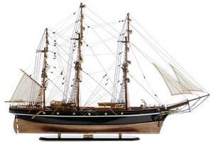 maquette de bateau, voilier, runabout Cutty Sark - 118 cm Premier Ship Models Quirao idées cadeaux