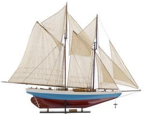 maquette de bateau, voilier, runabout Delawana - 120 cm Premier Ship Models Quirao idées cadeaux