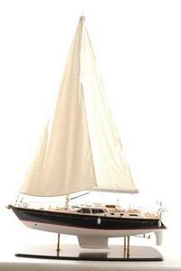 maquette de bateau, voilier, runabout Discovery 55 - 100cm Premier Ship Models Quirao idées cadeaux