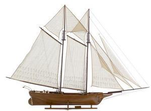 maquette de bateau, voilier, runabout Flying Fish (USS) - 77 cm Premier Ship Models Quirao idées cadeaux