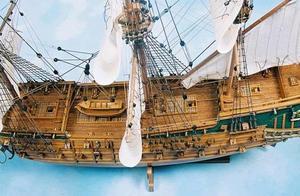 maquette de bateau, voilier, runabout Friesland - 82 cm Premier Ship Models Quirao idées cadeaux
