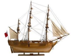 maquette de bateau, voilier, runabout HMS Bounty - 60 cm Premier Ship Models Quirao idées cadeaux