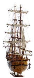 maquette de bateau, voilier, runabout HMS Endeavour - 80 cm Premier Ship Models Quirao idées cadeaux