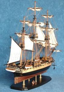 maquette de bateau, voilier, runabout HMS Surprise variante - 100 cm Premier Ship Models Quirao idées cadeaux