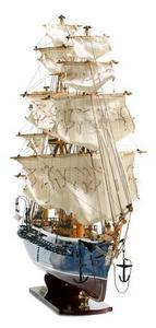 maquette de bateau, voilier, runabout HMS Warrior - 110 cm Premier Ship Models Quirao idées cadeaux