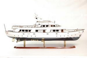 maquette de bateau, voilier, runabout Mashallah - 100cm Premier Ship Models Quirao idées cadeaux