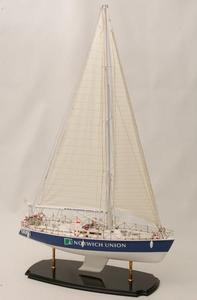 maquette de bateau, voilier, runabout Norwich Union - 65cm Premier Ship Models Quirao idées cadeaux