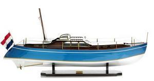 maquette de bateau, voilier, runabout Nouveau model boat - 90cm Premier Ship Models Quirao idées cadeaux