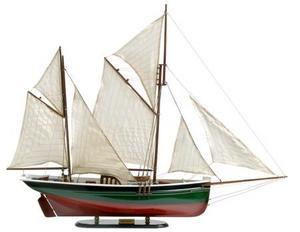 maquette de bateau, voilier, runabout Provident - 68 cm Premier Ship Models Quirao idées cadeaux