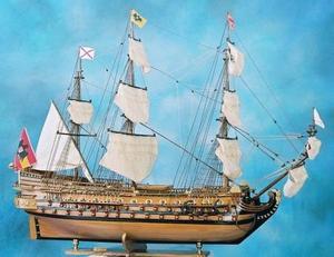 maquette de bateau, voilier, runabout San Felipe - 105 cm Premier Ship Models Quirao idées cadeaux