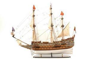 maquette de bateau, voilier, runabout Sovereign of the Seas (platinum) - 86 cm Premier Ship Models Quirao idées cadeaux