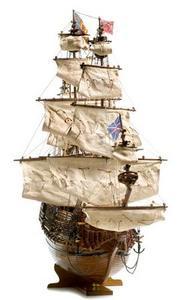 maquette de bateau, voilier, runabout Sovereign of the Seas - 125 cm Premier Ship Models Quirao idées cadeaux